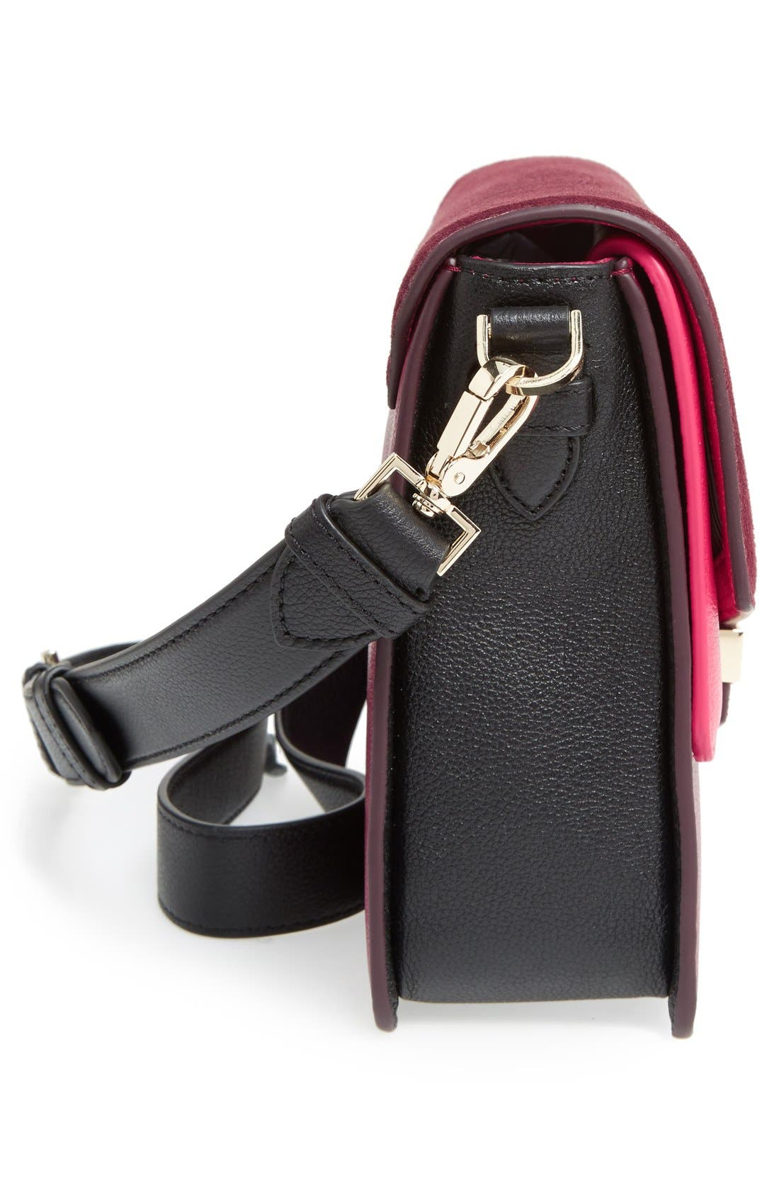 Alternate Image 4  - kate spade new york carmel court - kaela leather shoulder bag