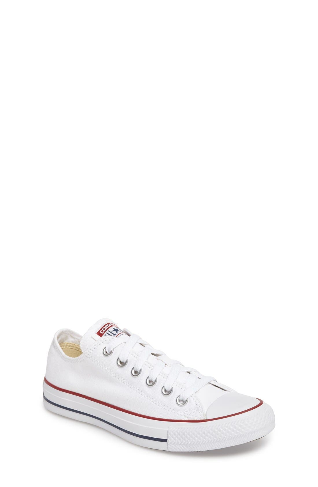 Alternate Image 1 Selected - Converse Chuck Taylor® Sneaker (Toddler, Little Kid & Big Kid)