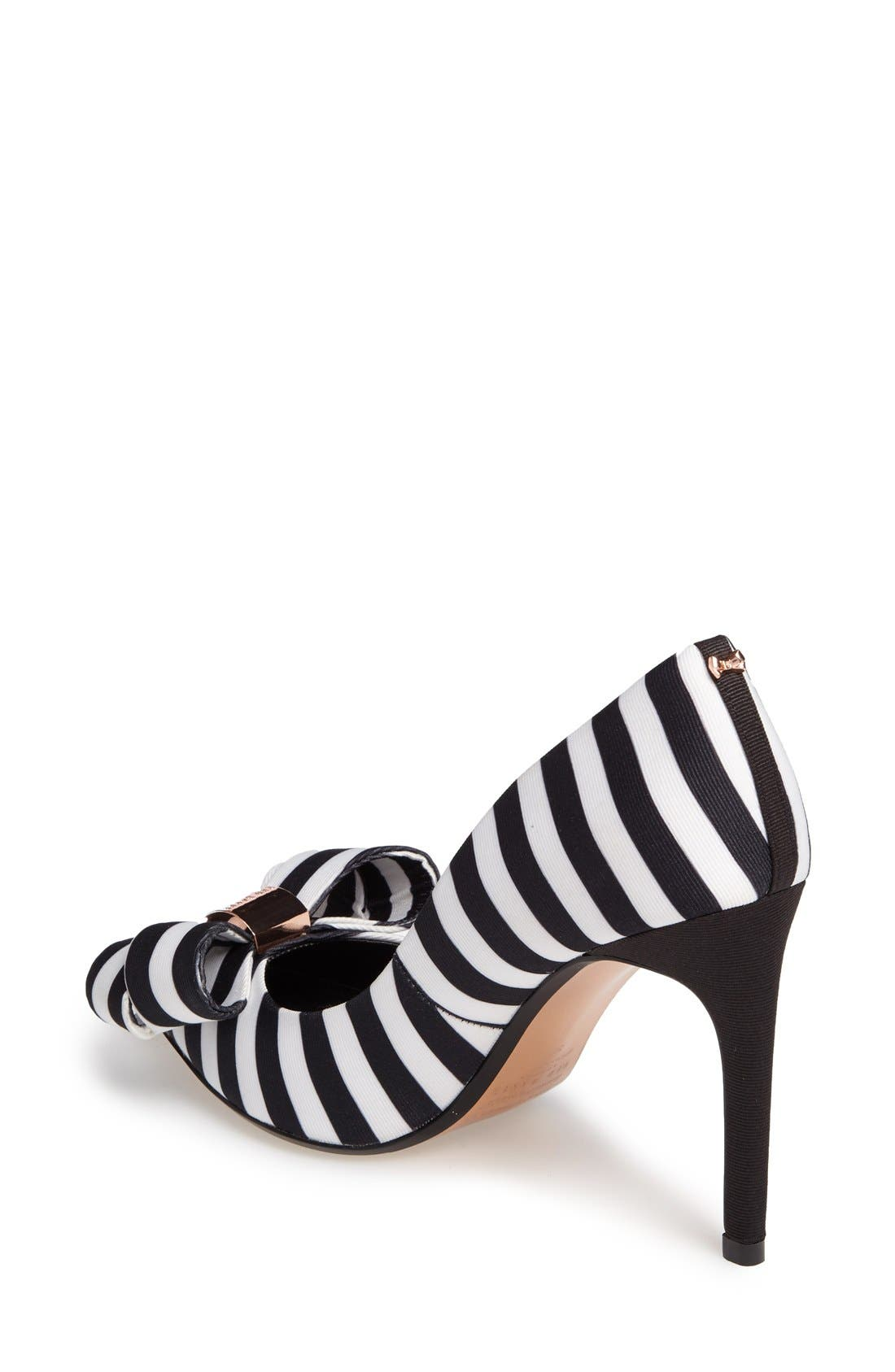 Alternate Image 2  - Ted Baker London 'Ichlibi' Bow Pump (Women)