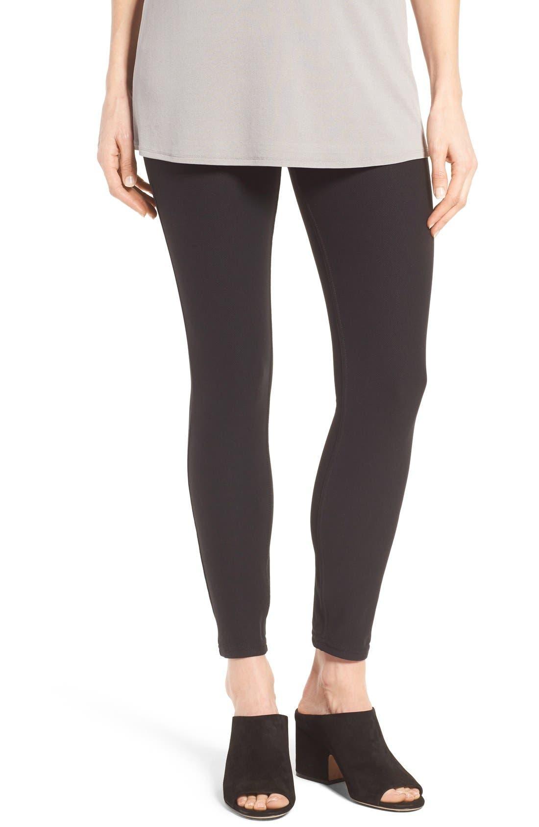 Main Image - Hue Essential Denim Leggings