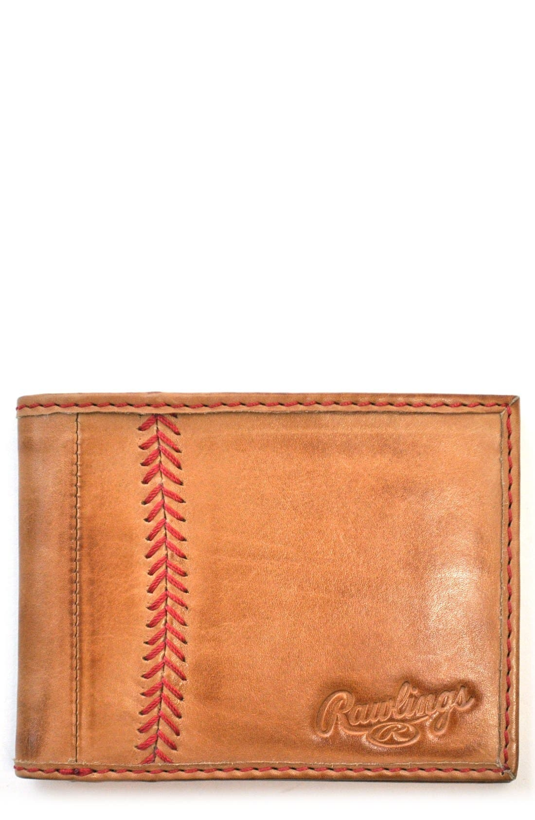 RAWLINGS Baseball Stitch Wallet