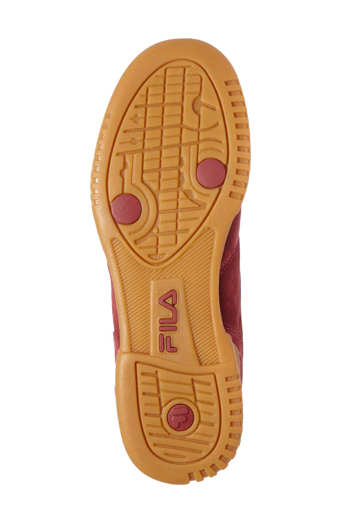 Alternate Image 4  - FILA Heritage Sneaker (Big Kid)