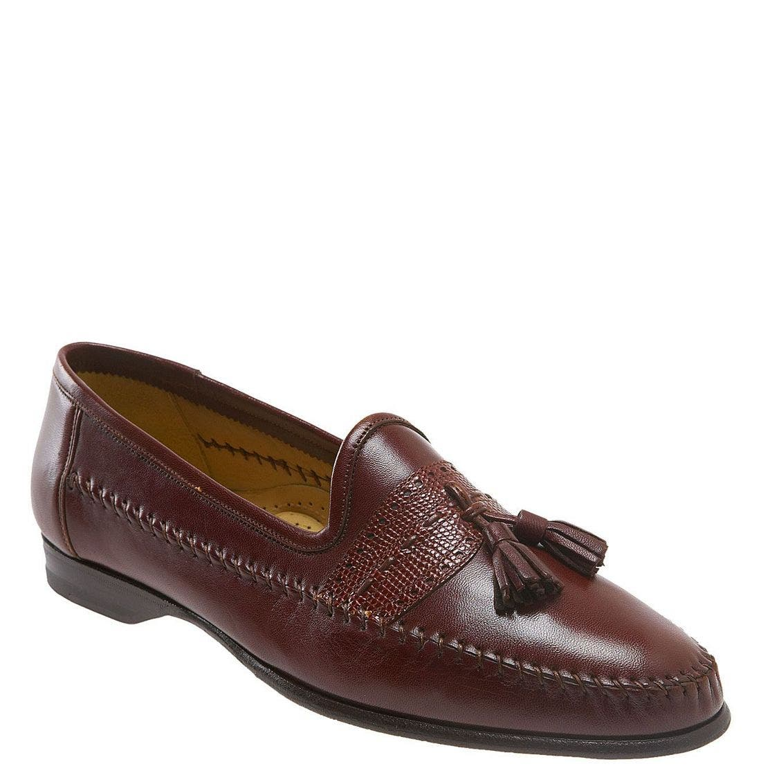 Santoni 'Hammon' Loafer