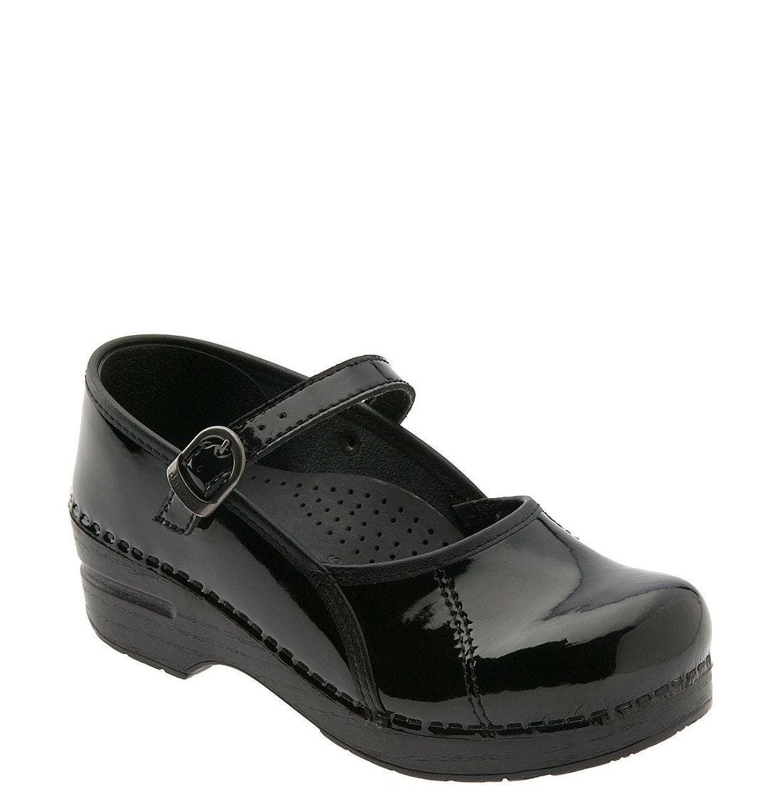 'Marcelle' Mary Jane,                         Main,                         color, Black Patent