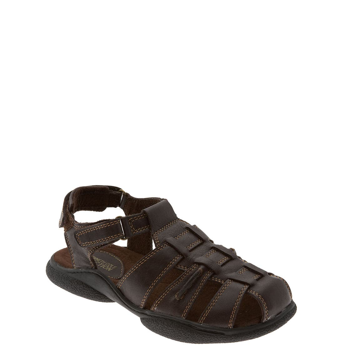 Alternate Image 1 Selected - Kenneth Cole Reaction 'Make a Wes' Sandal (Little Kid & Big Kid)