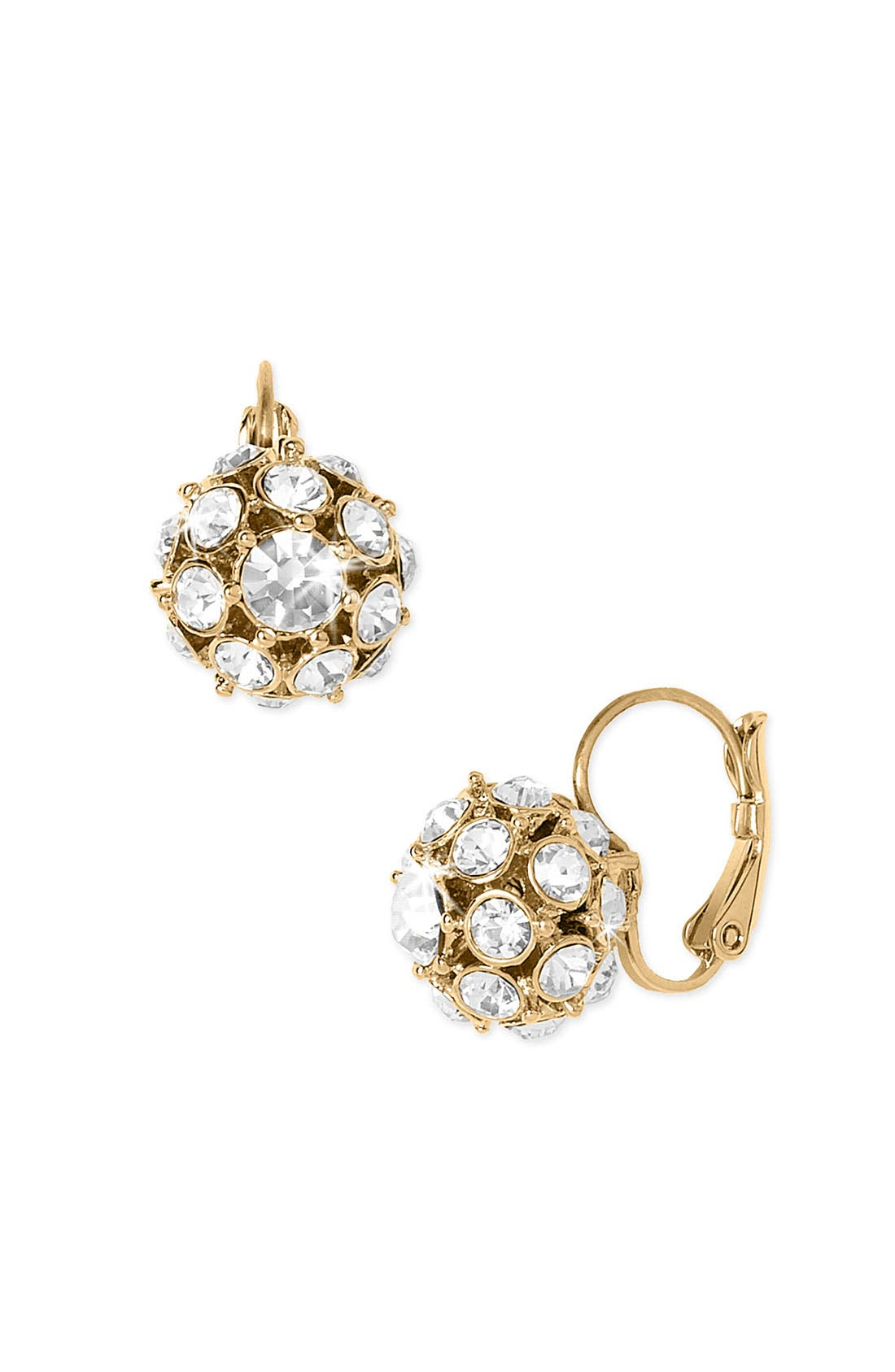 Alternate Image 1 Selected - kate spade new york ball cluster earrings