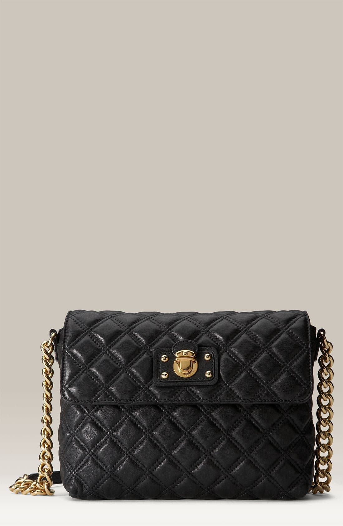 Main Image - MARC JACOBS 'The Large Single' Shoulder Bag