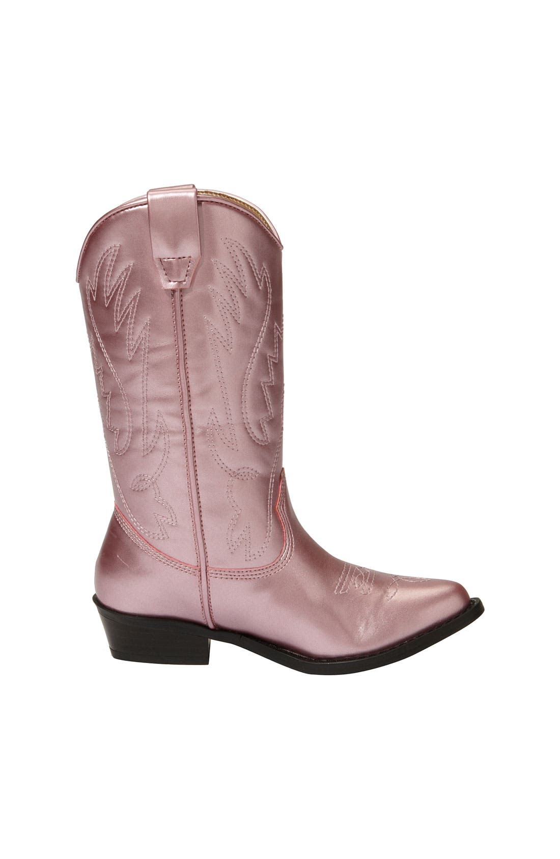 Alternate Image 4  - Nordstrom 'Cassidy' Faux Leather Boot (Toddler, Little Kid & Big Kid)
