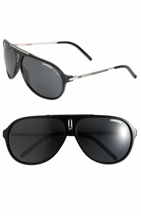667692ec14f Carrera Eyewear  Hots  64mm Aviator Sunglasses