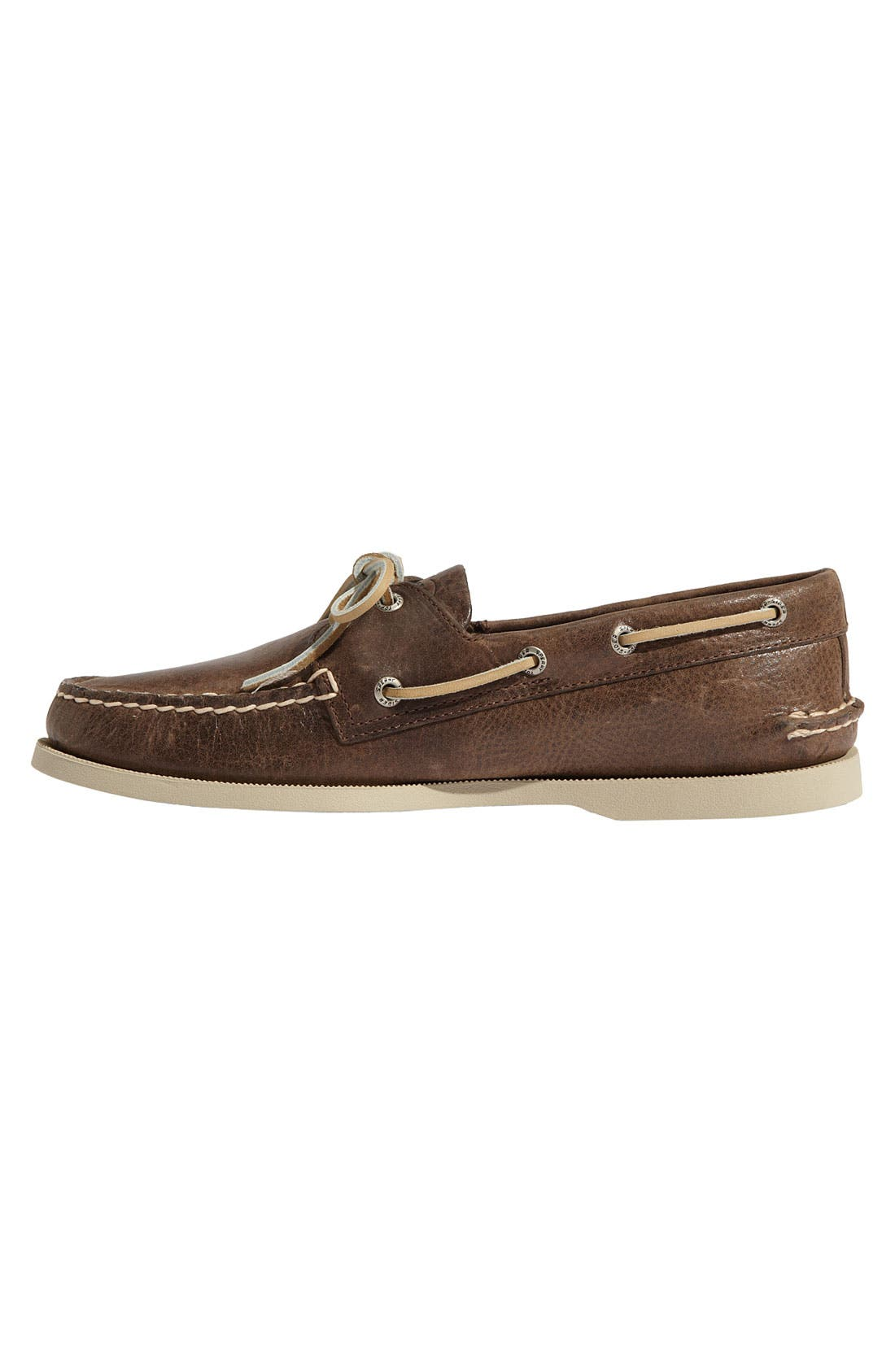 Alternate Image 2  - Sperry Top-Sider® 'Authentic Original' Salt Washed Boat Shoe