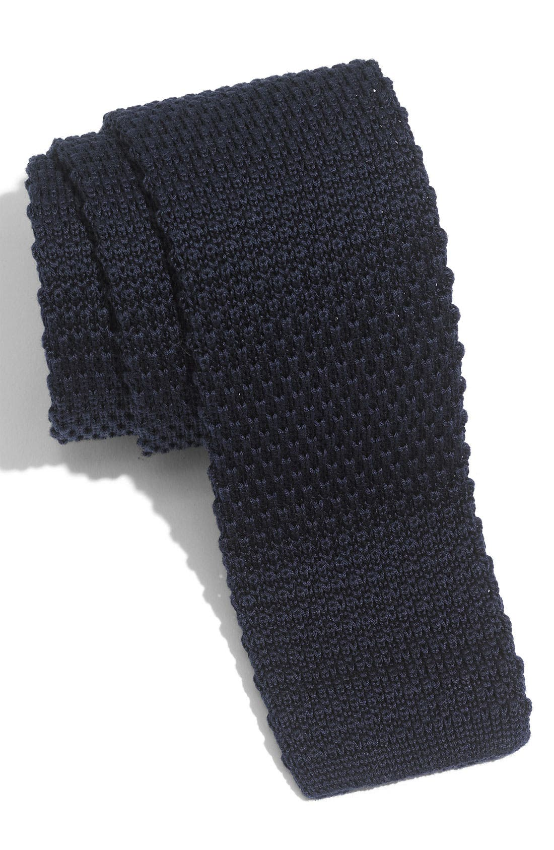 Alternate Image 1 Selected - 1901 Skinny Knit Tie