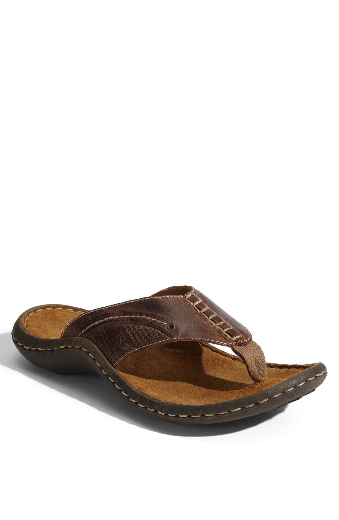 Alternate Image 1 Selected - Josef Seibel 'Lance' Flip Flop