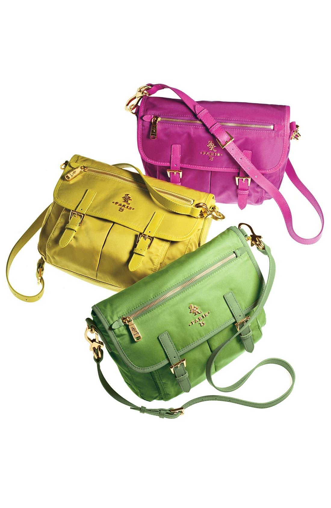 Alternate Image 4  - JPK Paris 'Spark' Nylon Messenger Bag