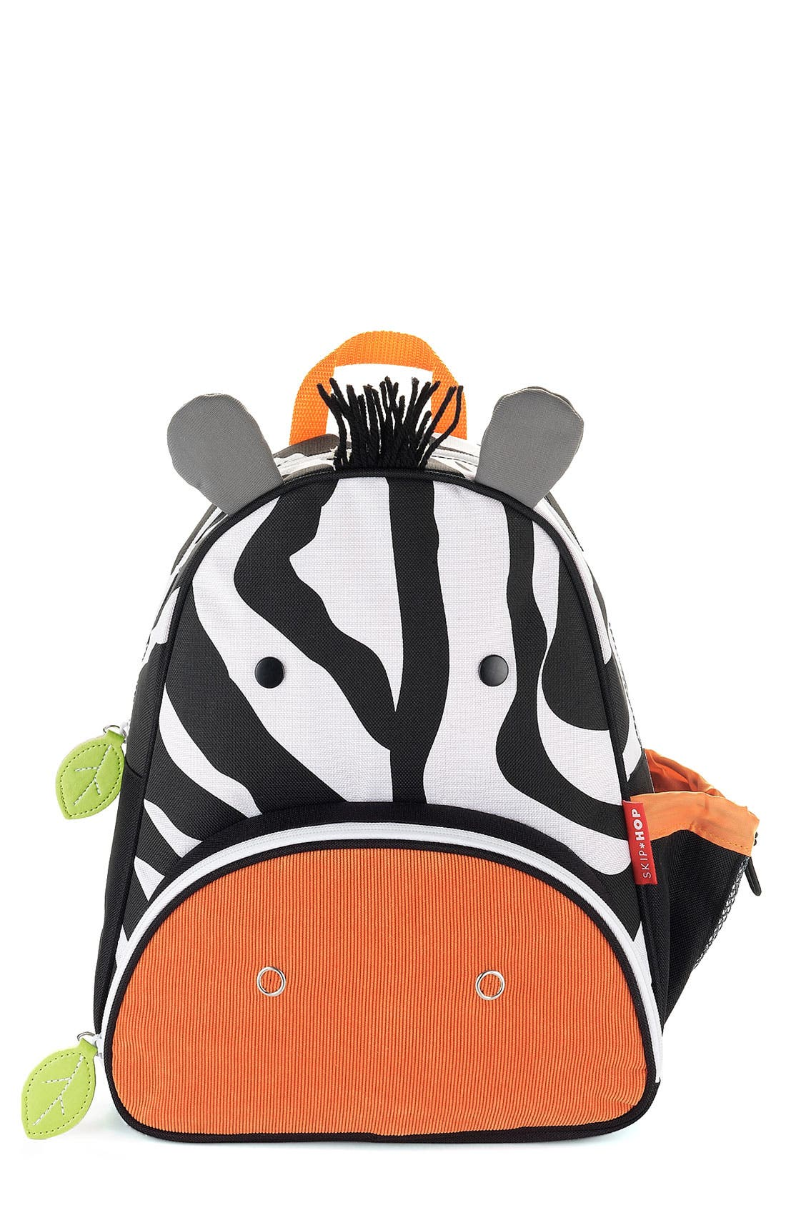 Zoo Pack Backpack,                         Main,                         color, White/ Black