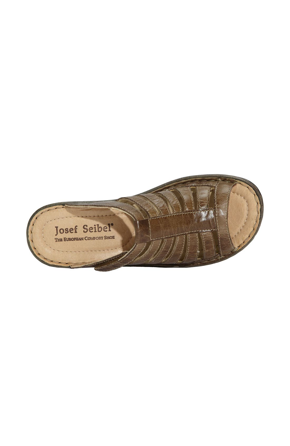Alternate Image 3  - Josef Seibel 'Claudia' Sandal