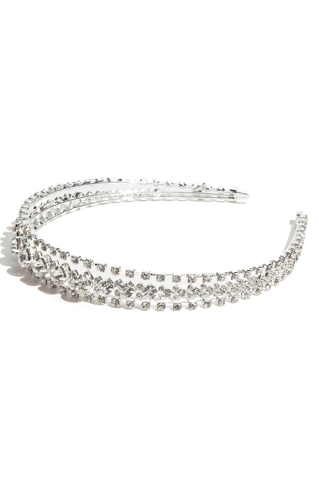 Alternate Image 1 Selected - Tasha 'Triple Crystal' Headband
