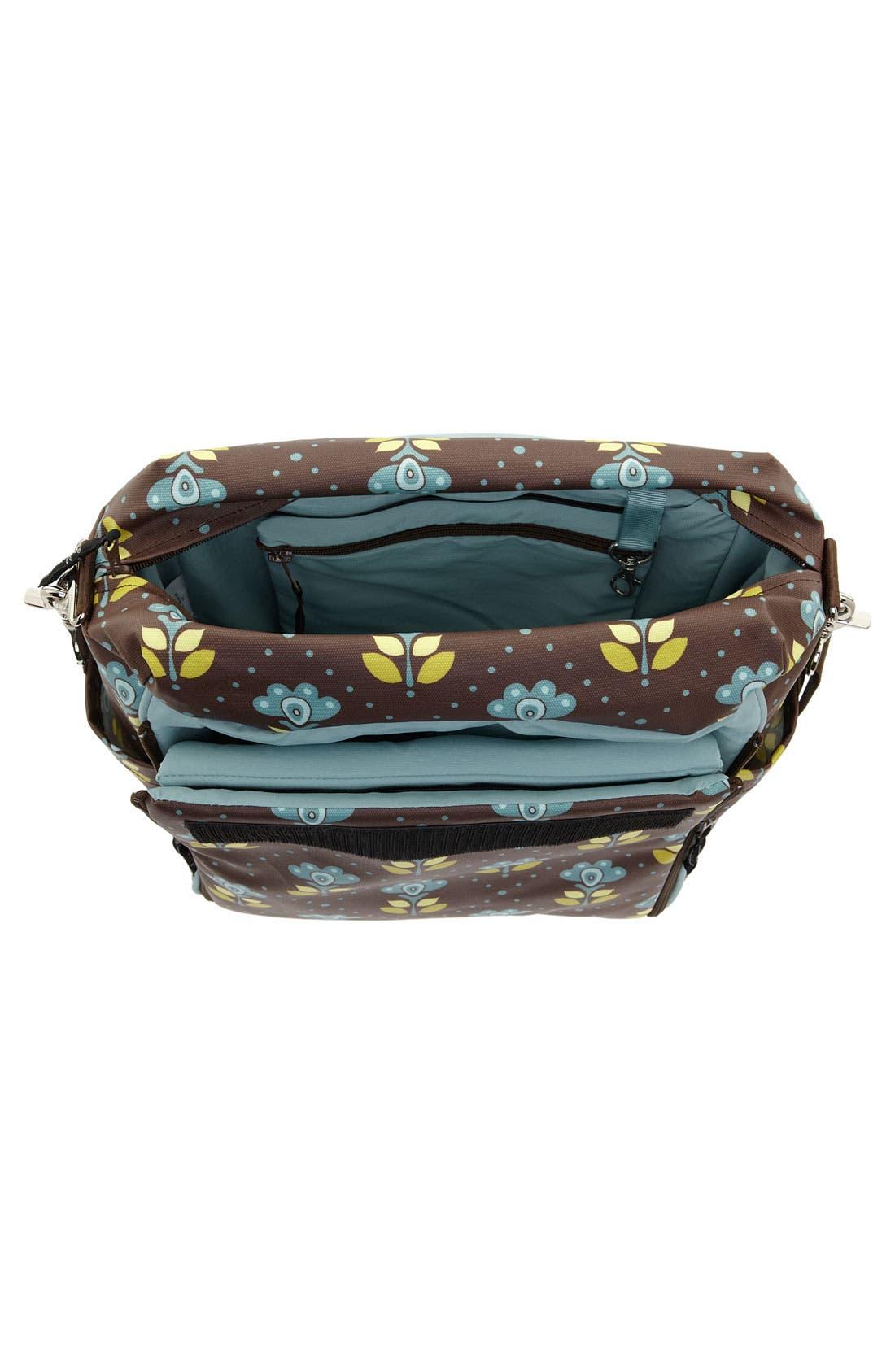 Alternate Image 3  - Petunia Pickle Bottom 'Brocade' Diaper Bag