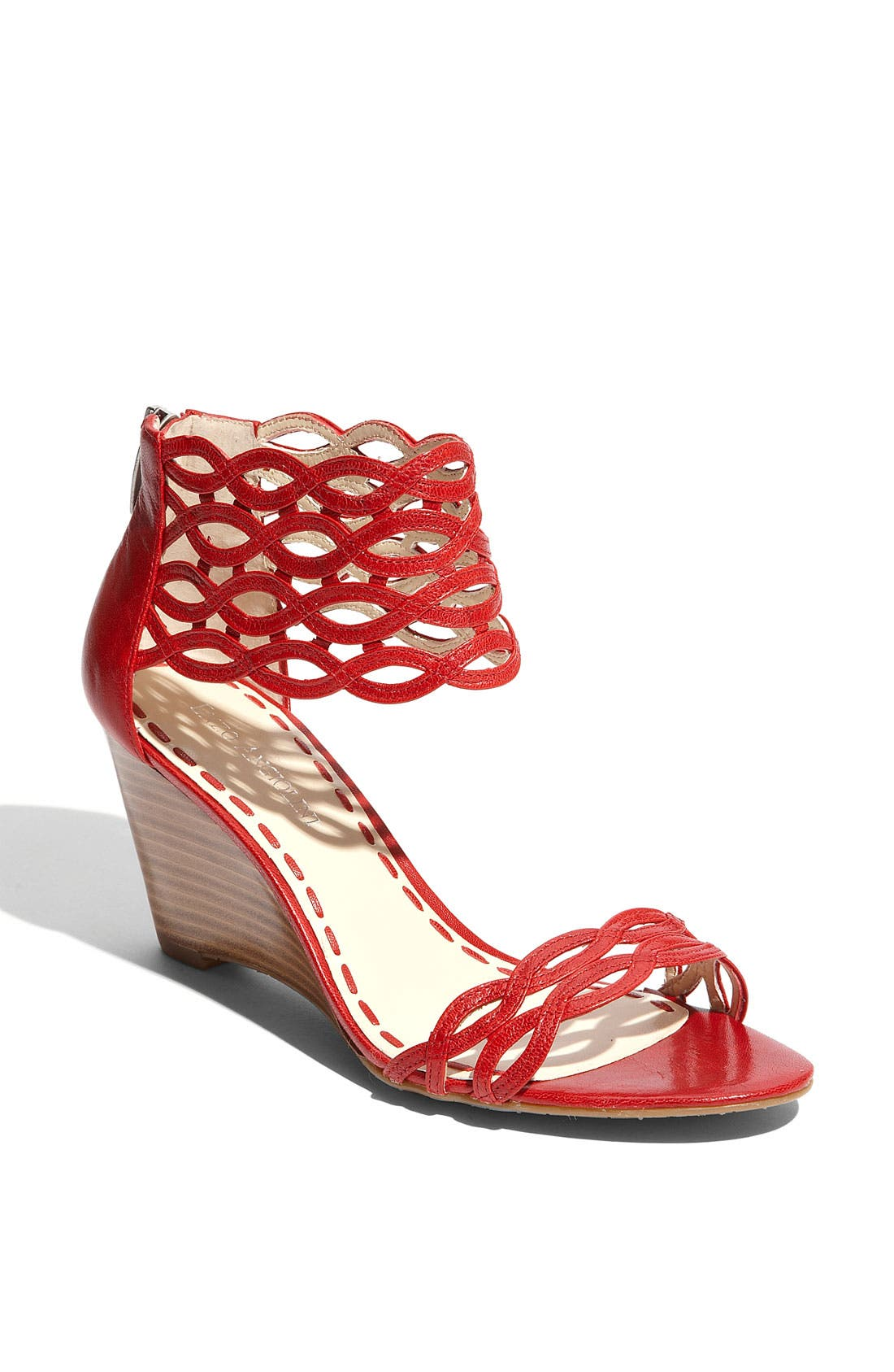 Alternate Image 1 Selected - Enzo Angiolini 'Harp' Wedge