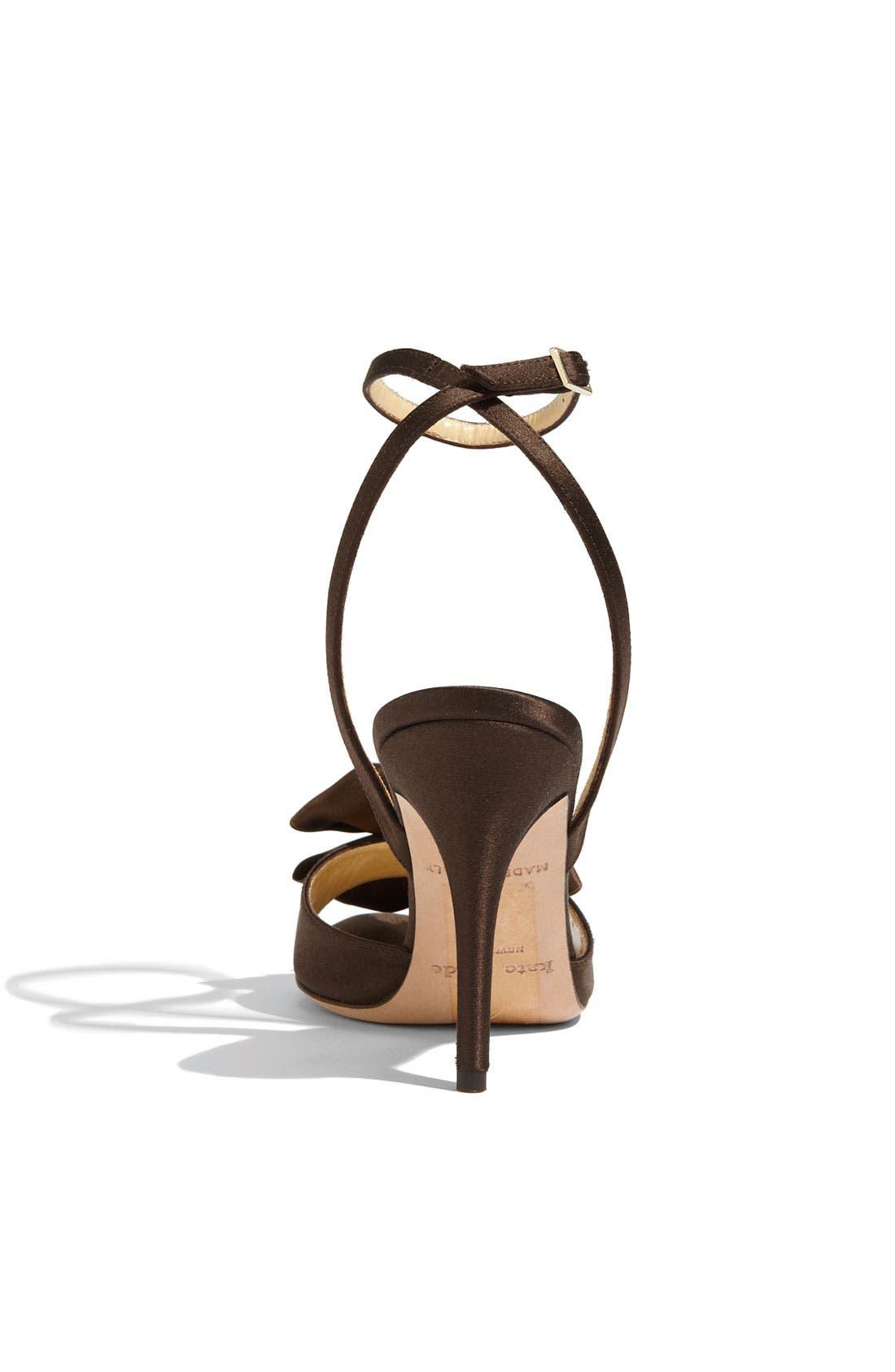 Alternate Image 4  - kate spade new york 'shelby' satin sandal