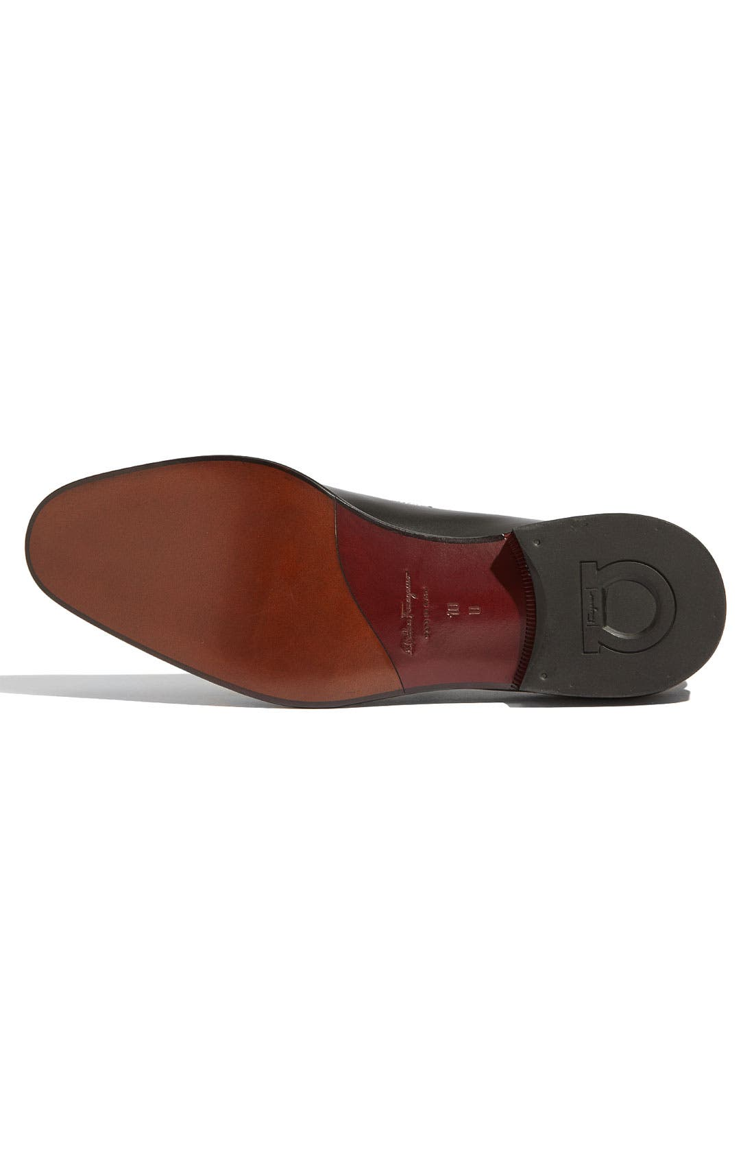 Alternate Image 4  - Salvatore Ferragamo 'Clay' Loafer (Online Only)