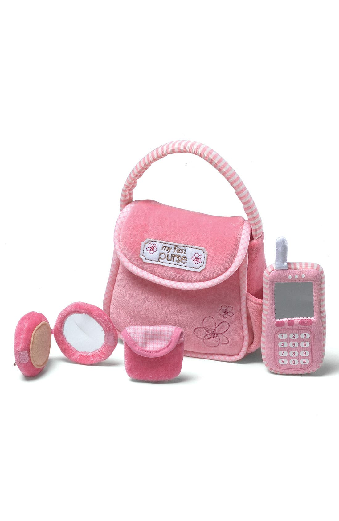 Alternate Image 1 Selected - Baby Gund 'My First Purse' Play Set