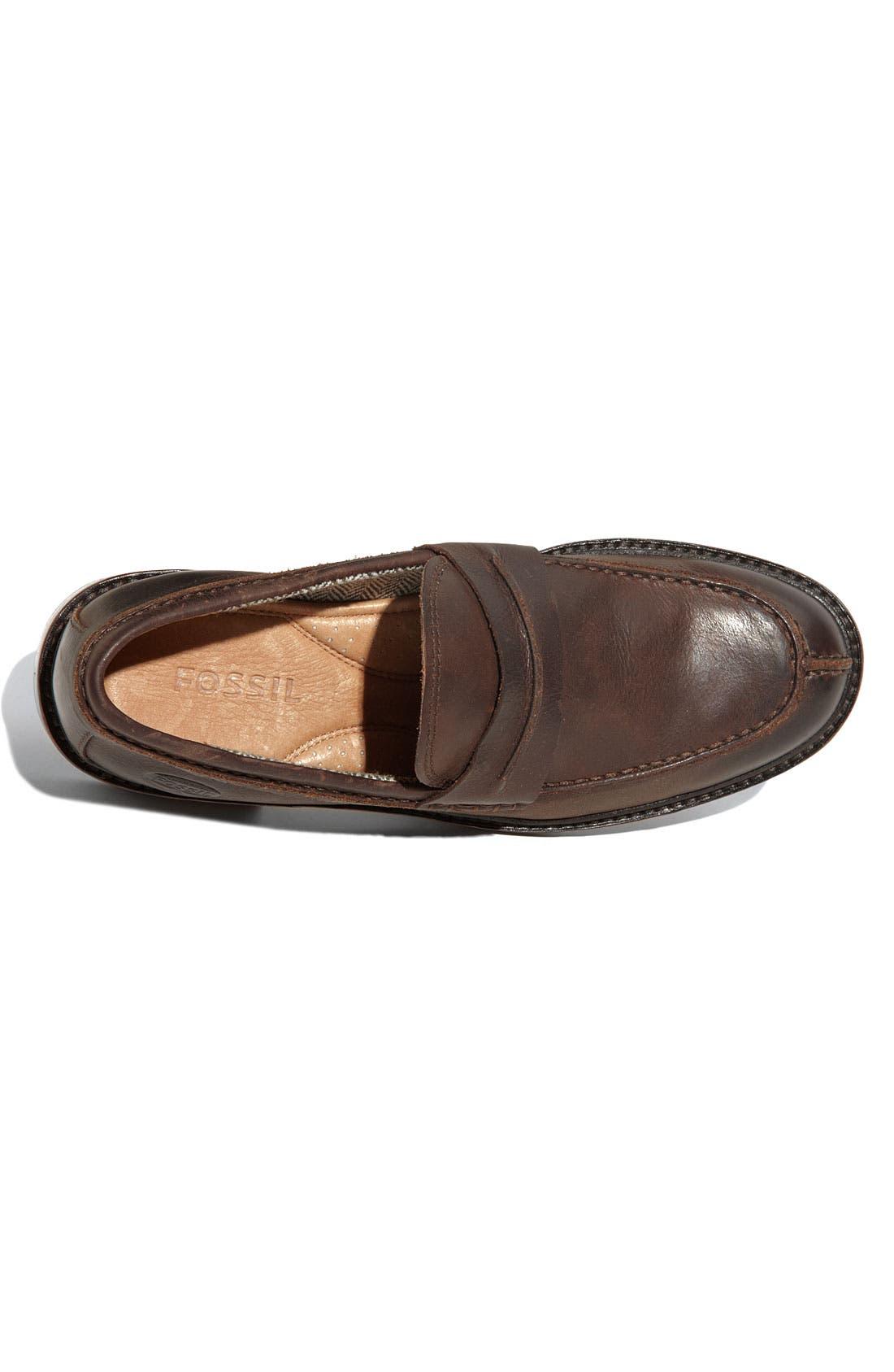 Alternate Image 2  - Fossil 'Jarred' Loafer