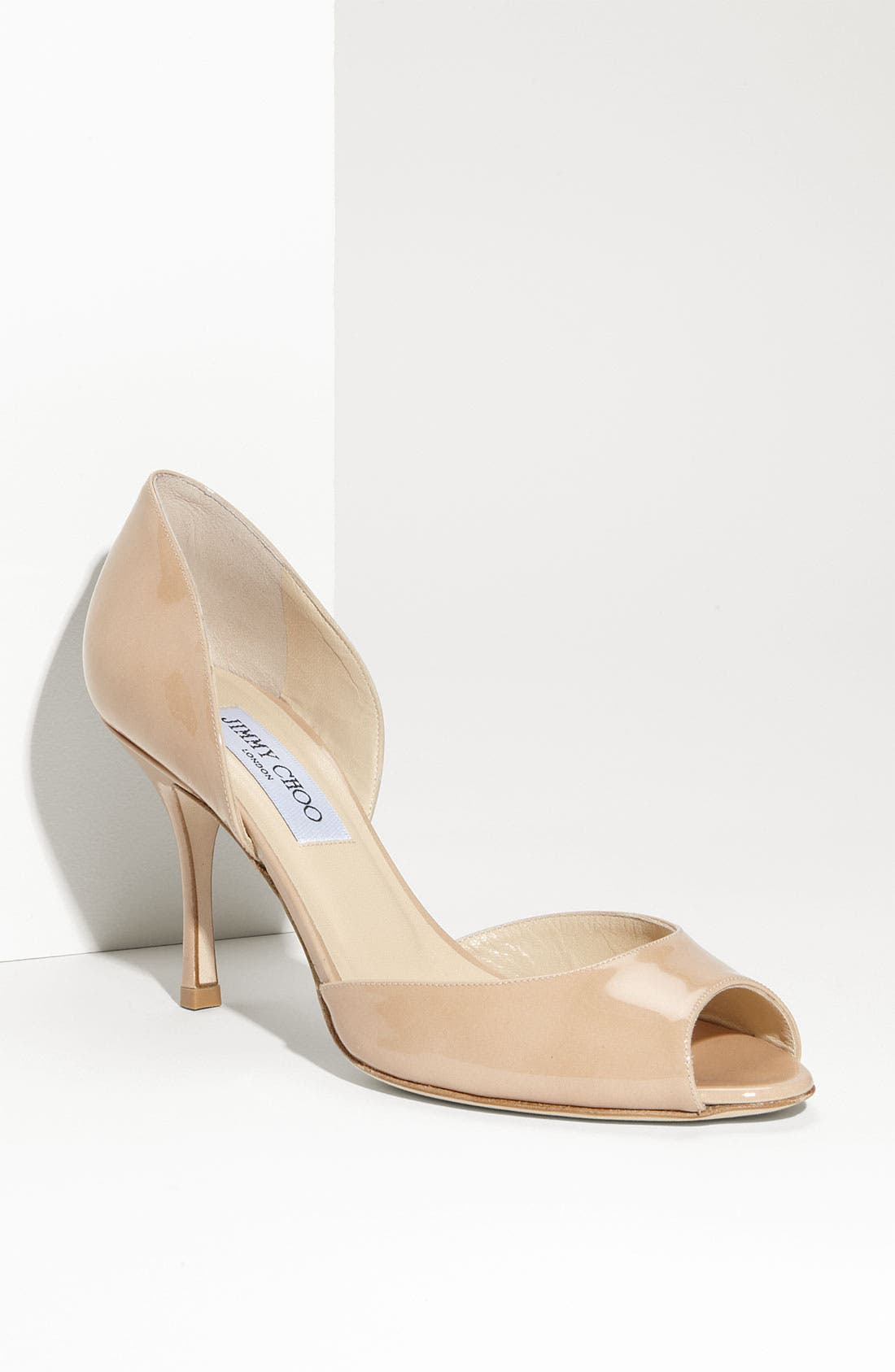 Alternate Image 1 Selected - Jimmy Choo 'Logan' d'Orsay Pump