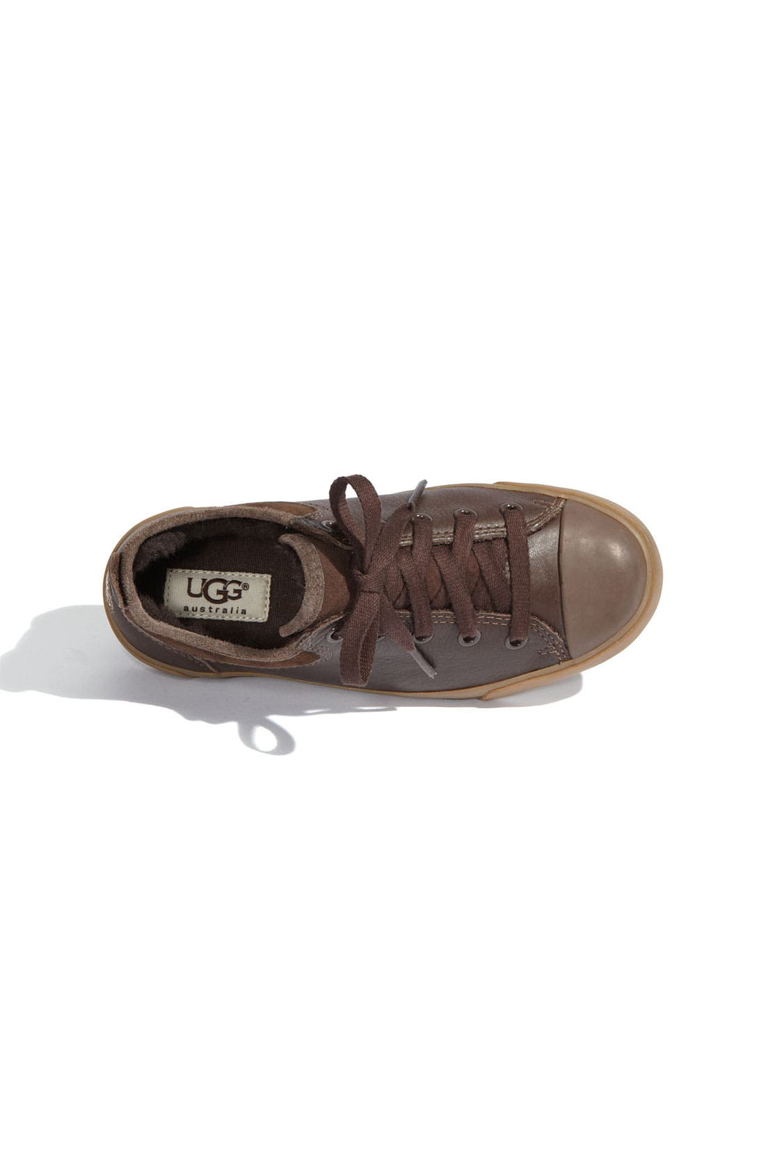 Alternate Image 3  - UGG® Australia 'Kameron' Sneaker (Toddler, Little Kid & Big Kid)