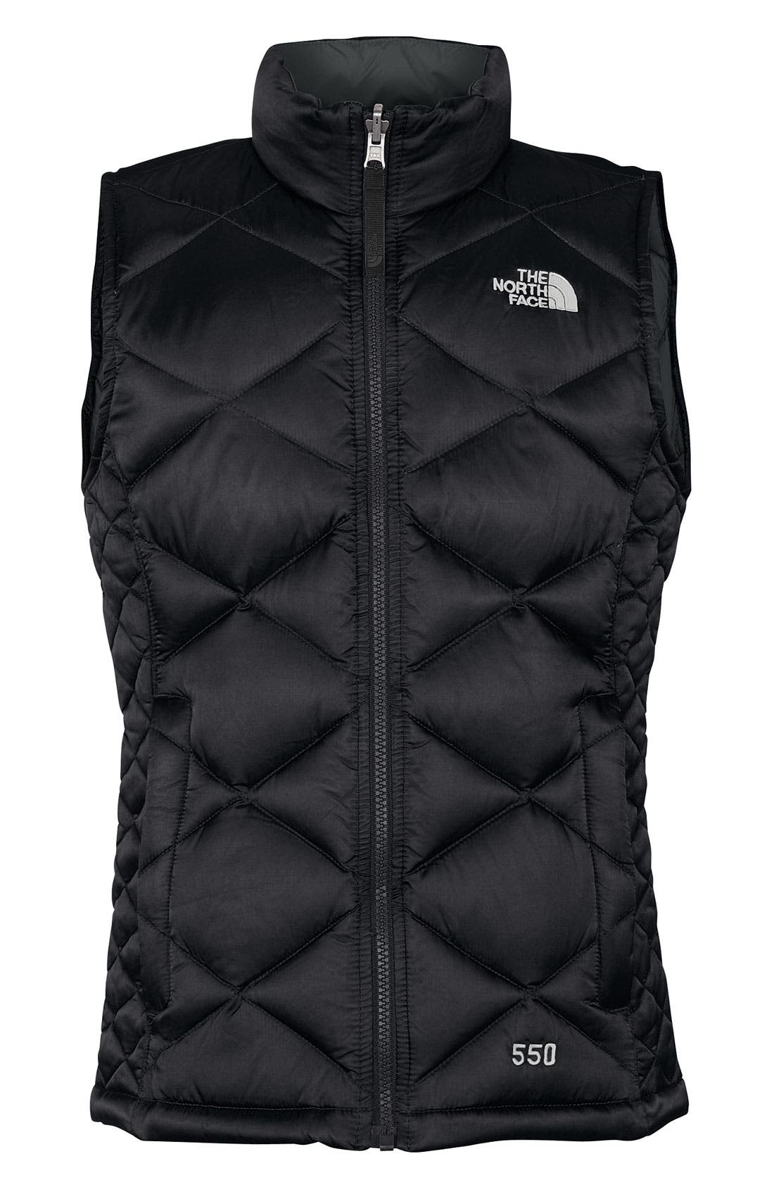 Main Image - The North Face Vest (Big Girls)