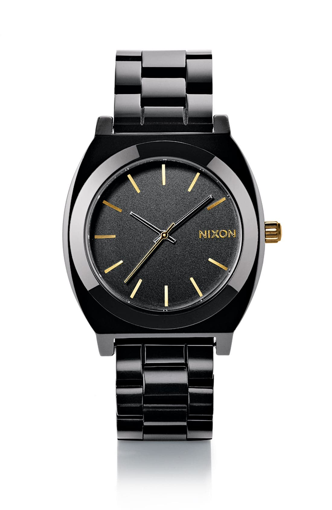 Alternate Image 2  - Nixon 'The Time Teller' Watch, 37mm