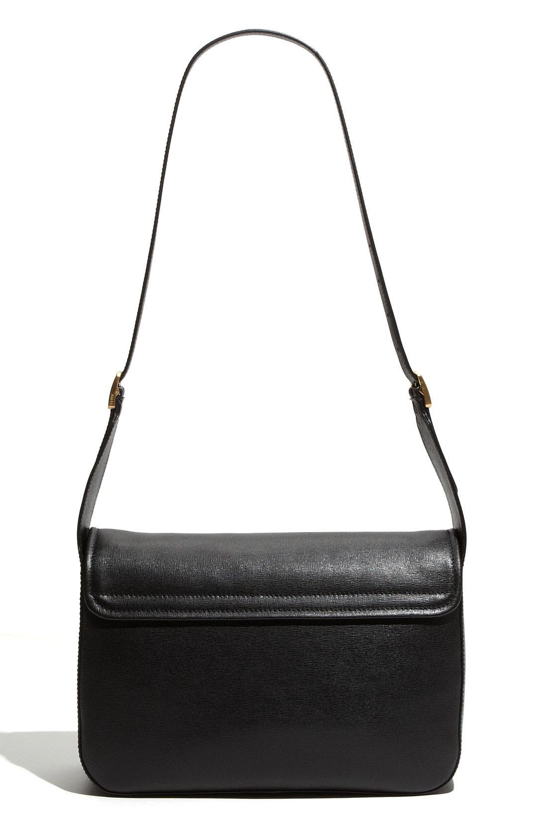 Alternate Image 5  - Fendi 'Chameleon' Leather Shoulder Bag
