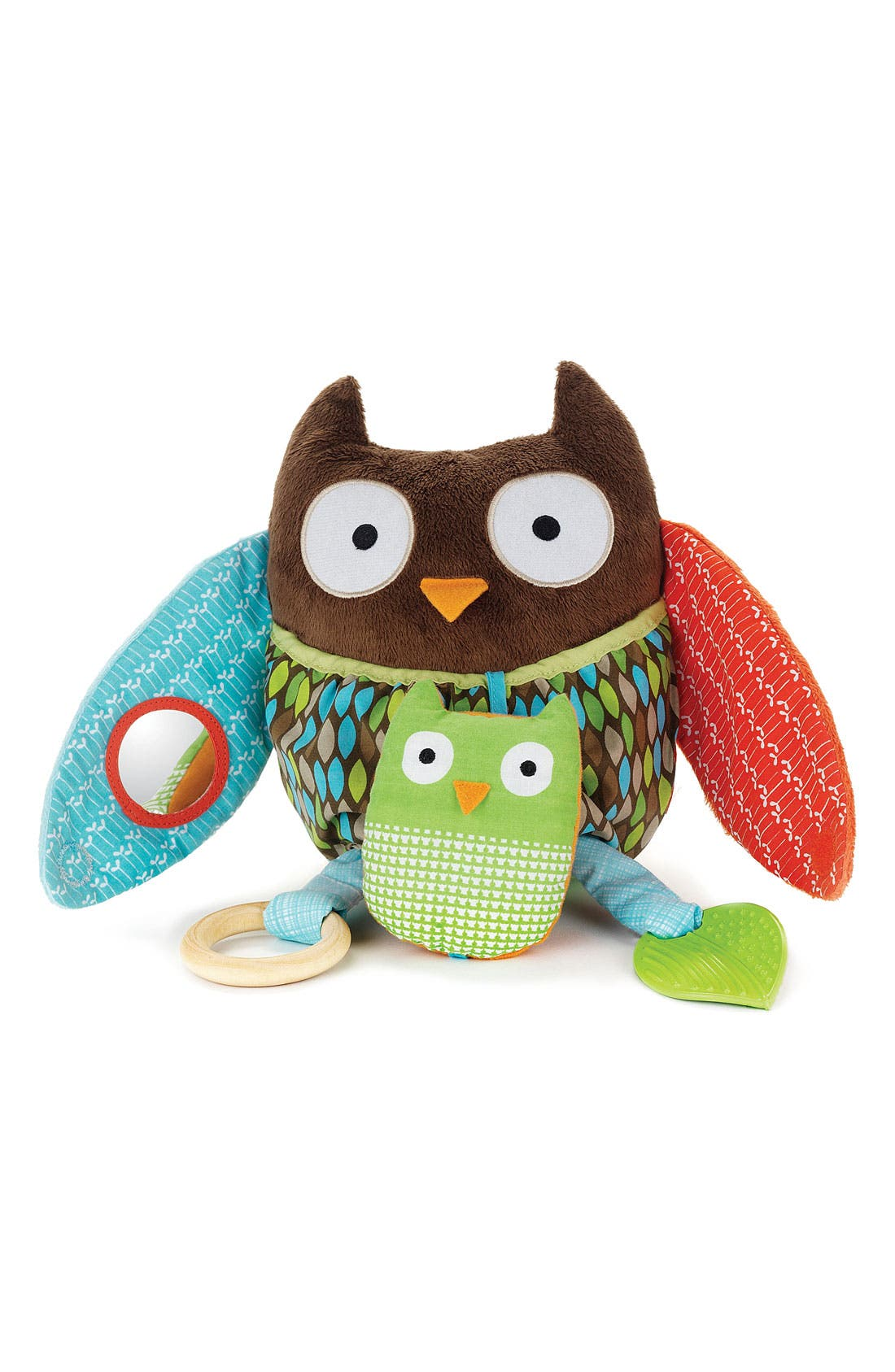 Alternate Image 1 Selected - Skip Hop 'Hug & Hide' Activity Owl