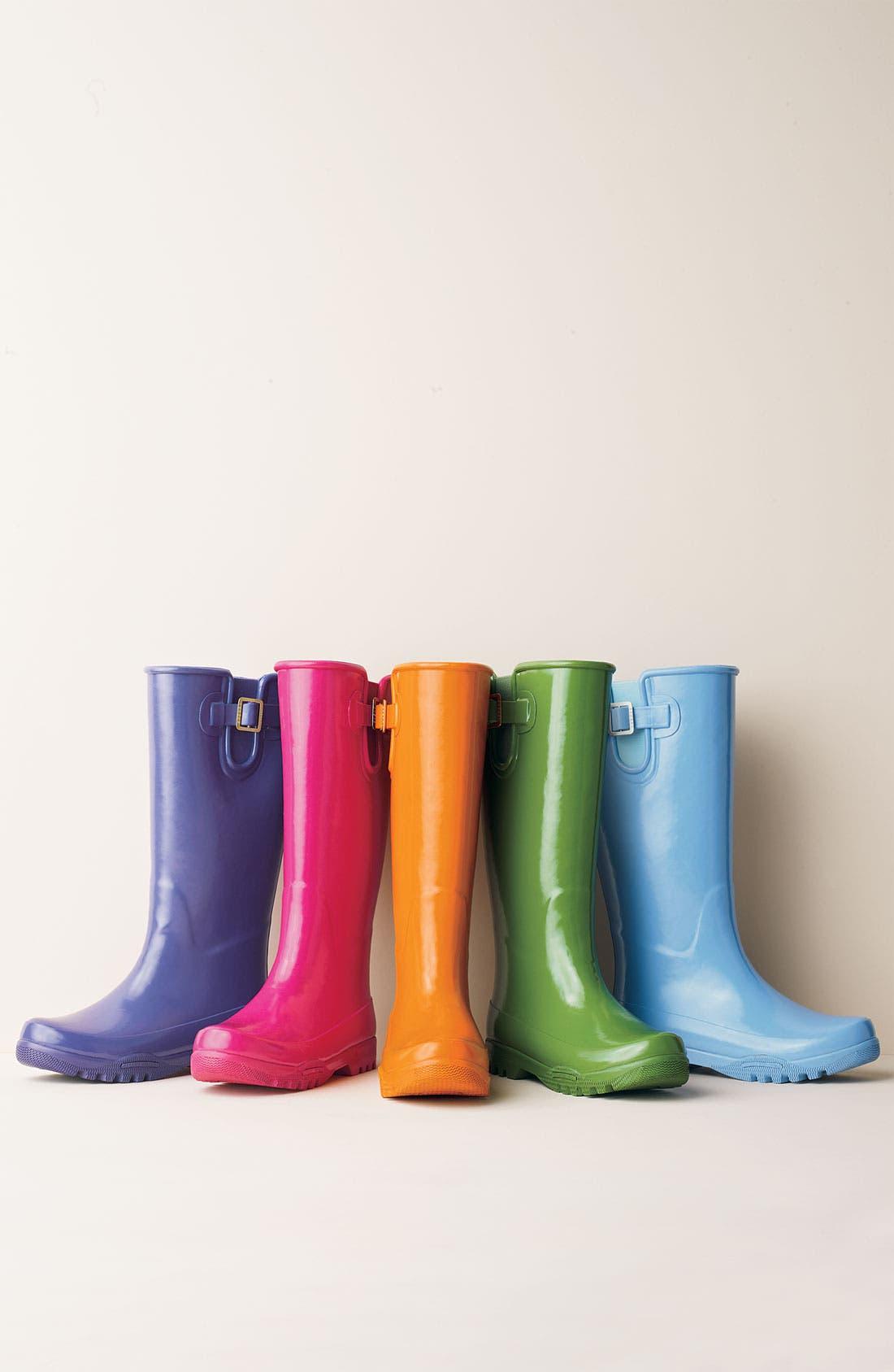 Alternate Image 5  - Sperry Top-Sider® 'Pelican' Tall Rain Boot (Women)