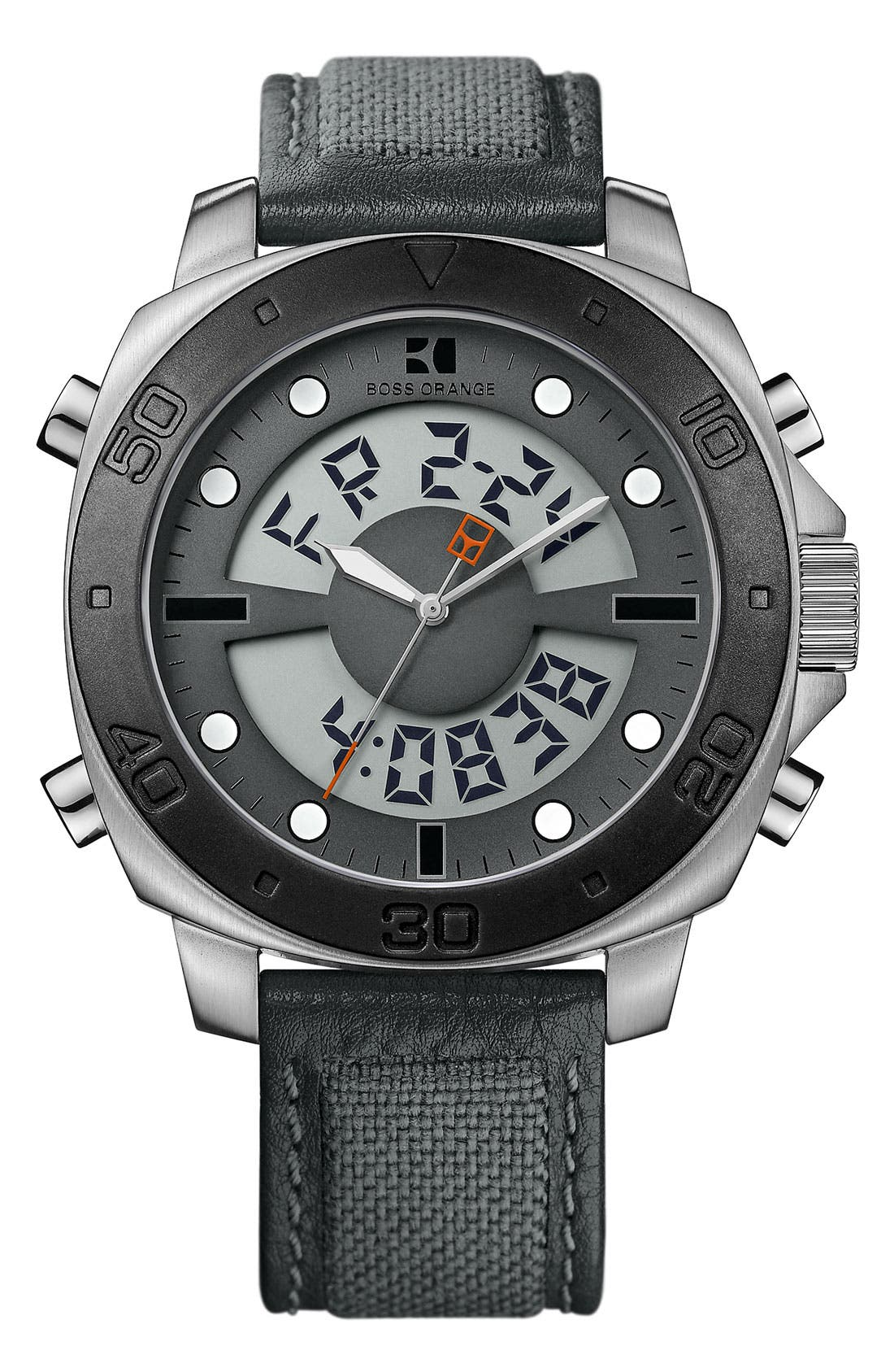 Main Image - BOSS Orange Dual Movement Watch