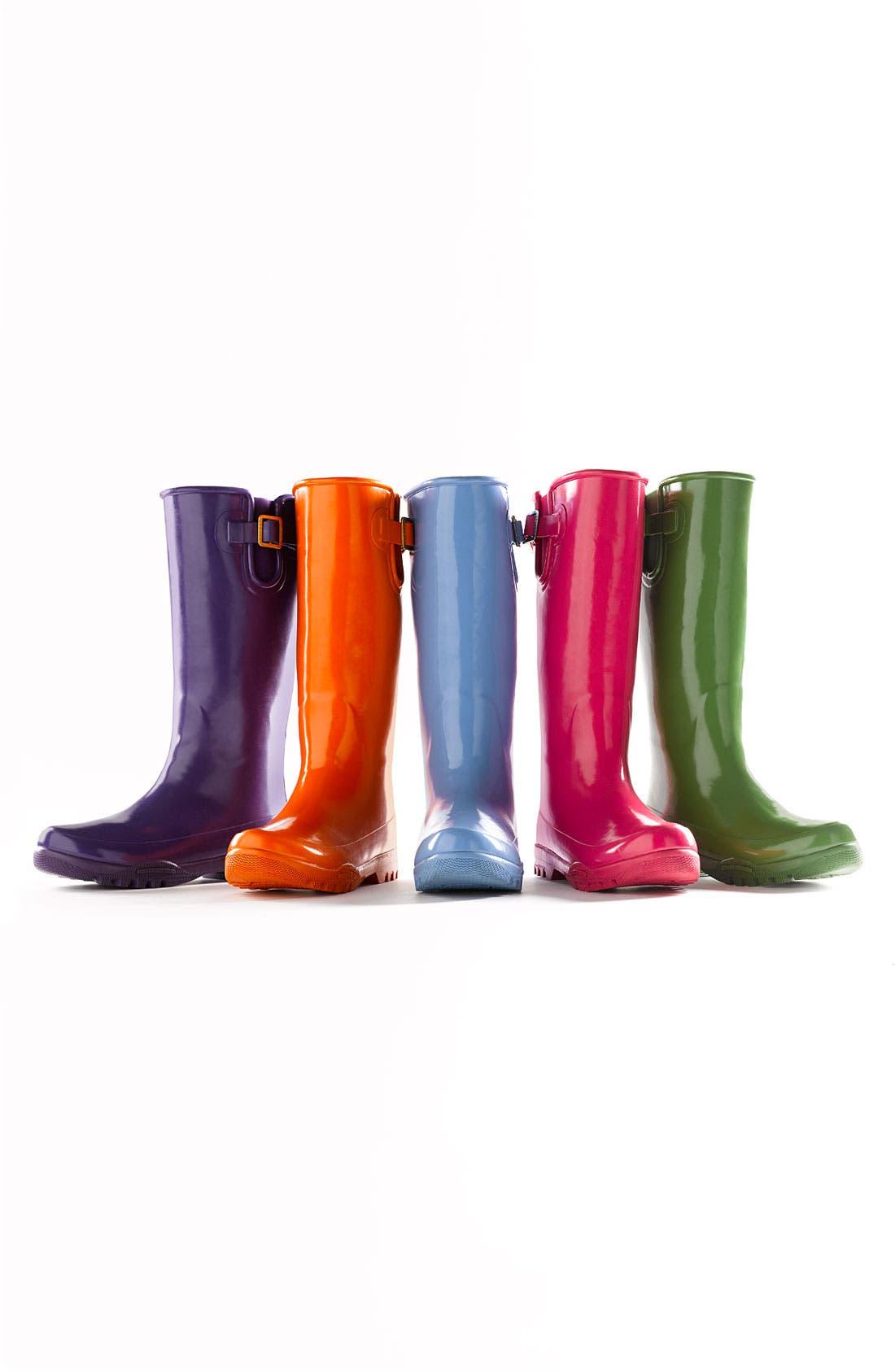 Alternate Image 6  - Sperry Top-Sider® 'Pelican' Tall Rain Boot (Women)