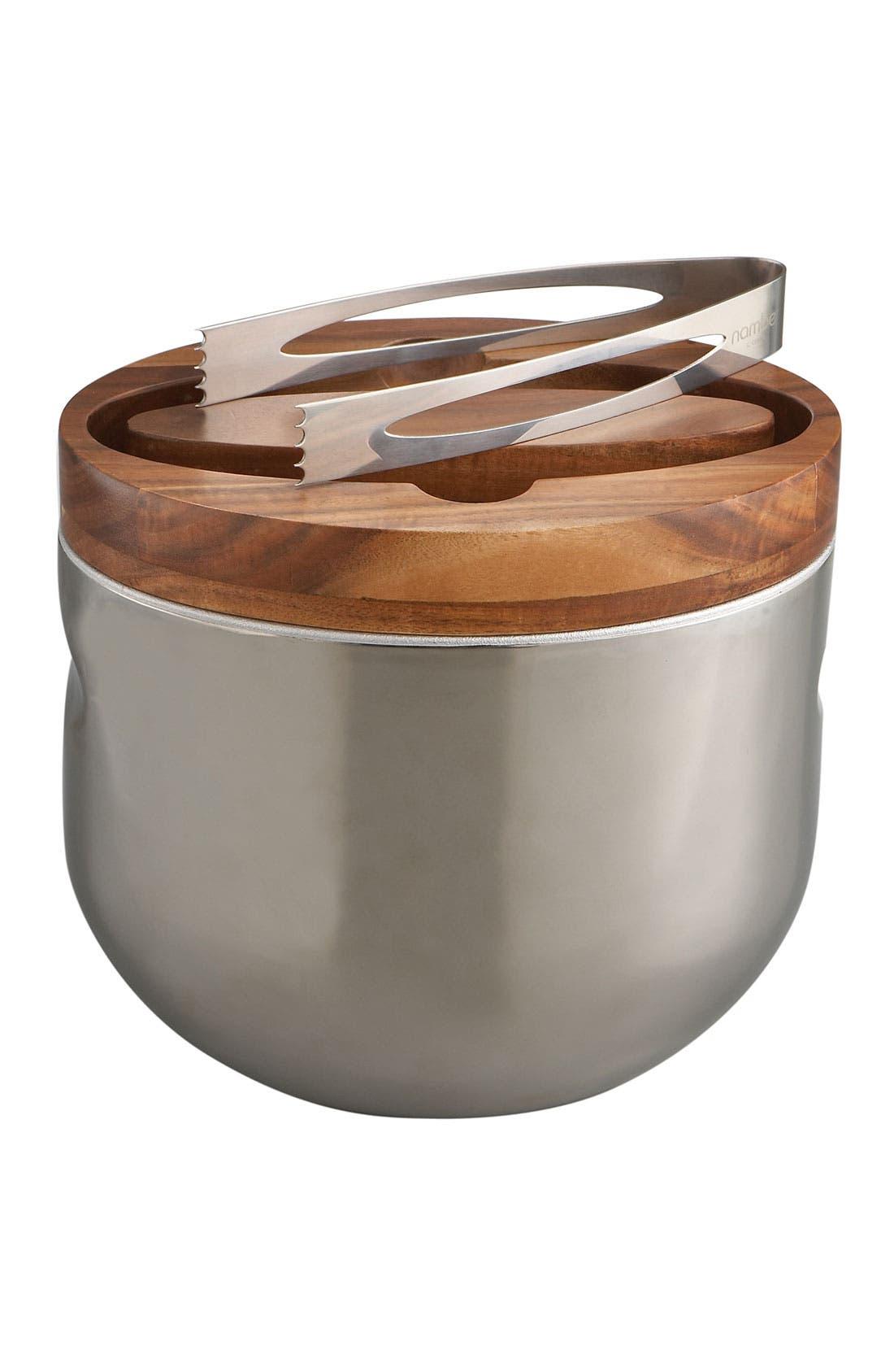 Miko Ice Bucket,                         Main,                         color, No Color