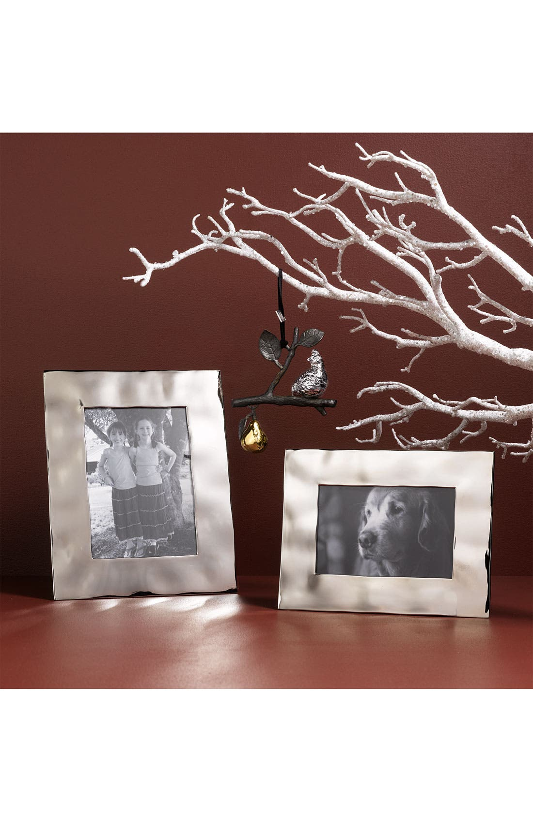 Alternate Image 2  - Michael Aram 'Reflective Water' Picture Frame (4x6)