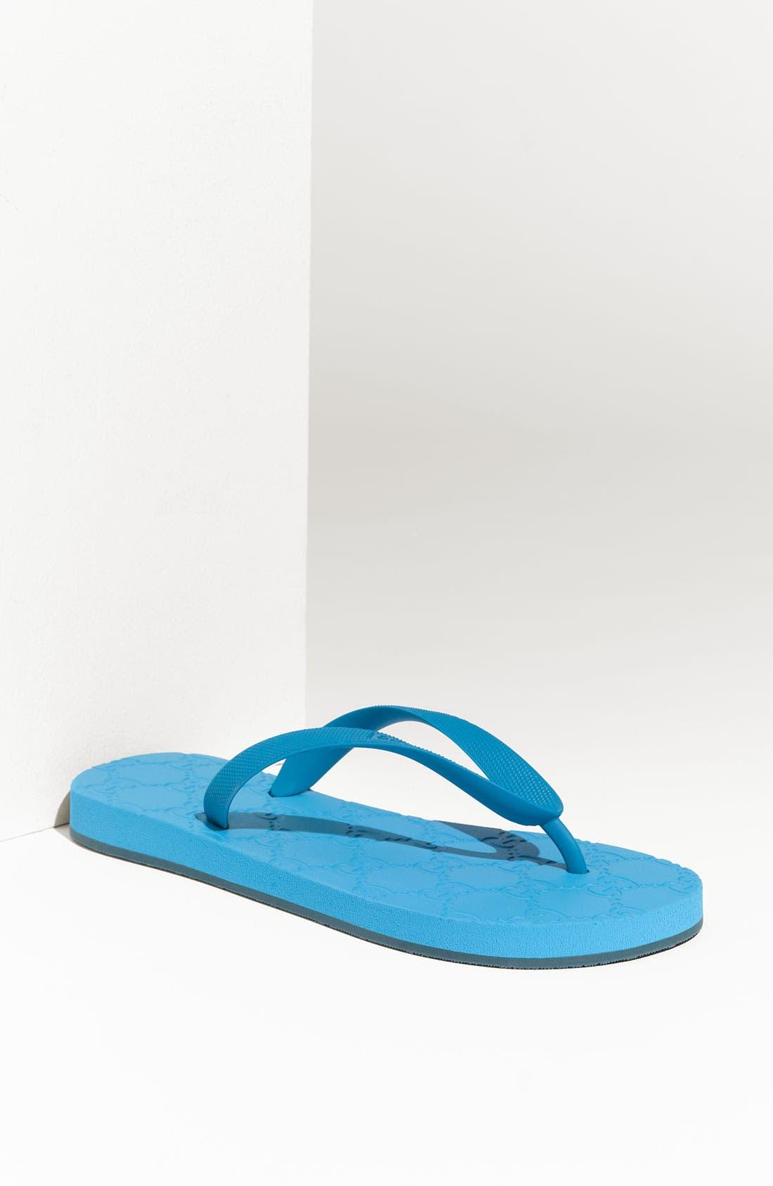 Alternate Image 1 Selected - Gucci 'Beldam' Sandal