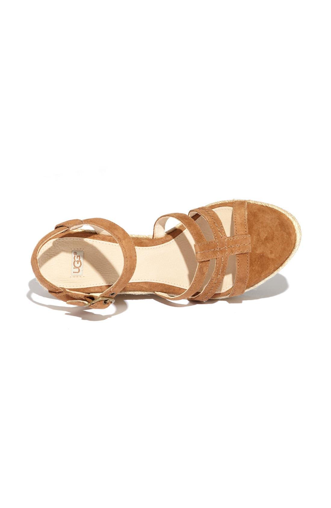Alternate Image 3  - UGG® Australia 'Callia' Sandal