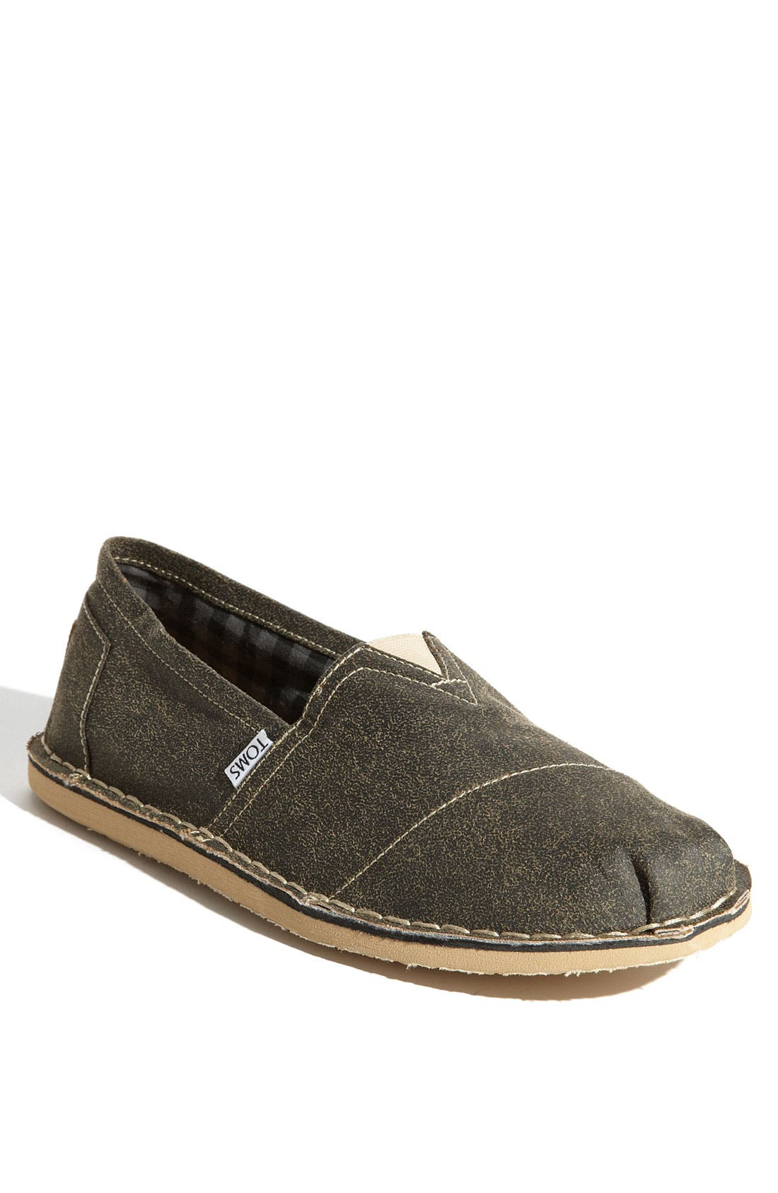 Alternate Image 1 Selected - TOMS 'Stitchout - Heritage' Slip-On (Men)