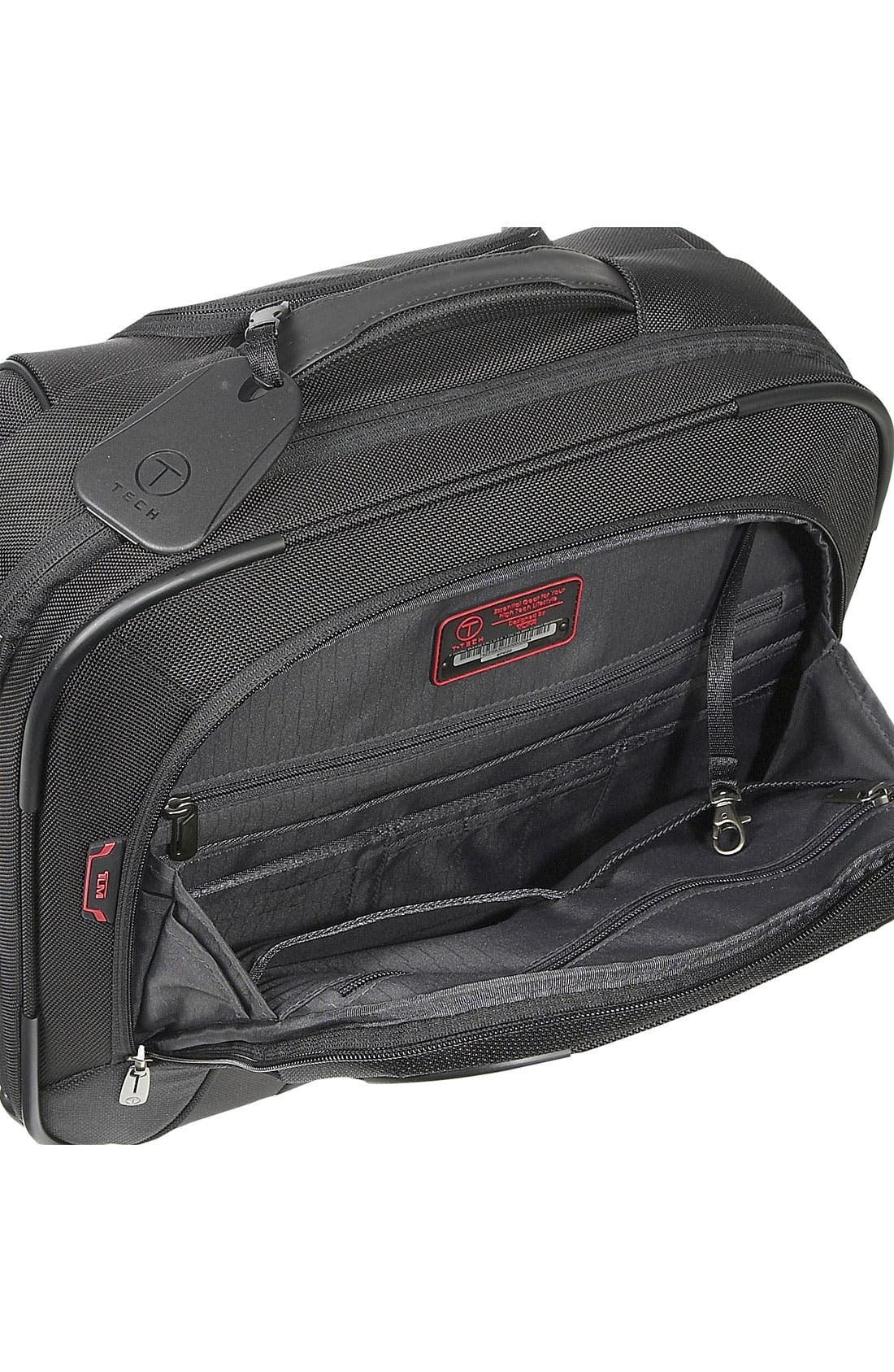 Alternate Image 4  - T-Tech by Tumi 'Presidio MacArthur' Wheeled Compact Laptop Briefcase