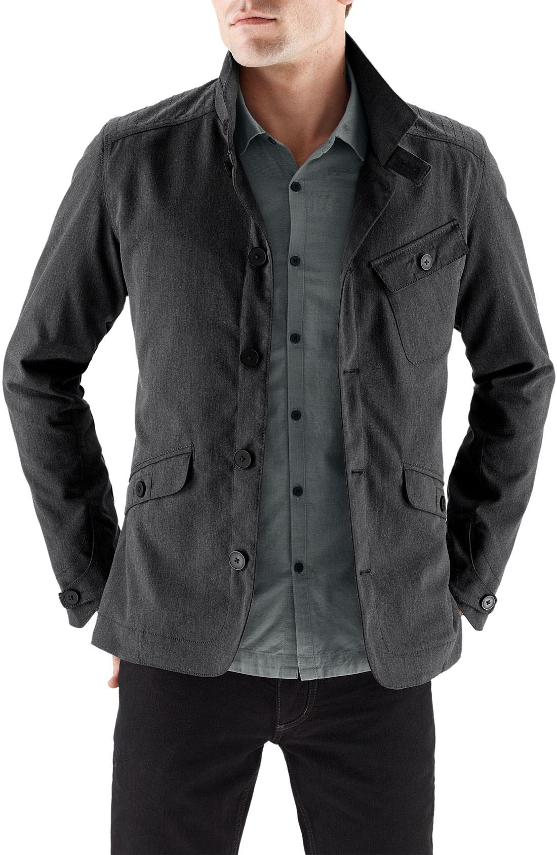 Alternate Image 1 Selected - Nau 'Vice' Water Repellent Blazer