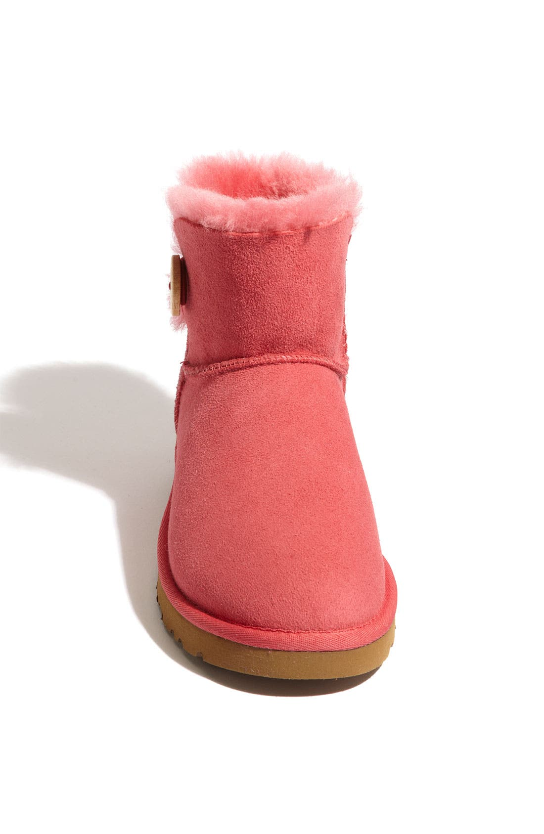 Alternate Image 3  - UGG® 'Mini Bailey Button' Boot (Women)