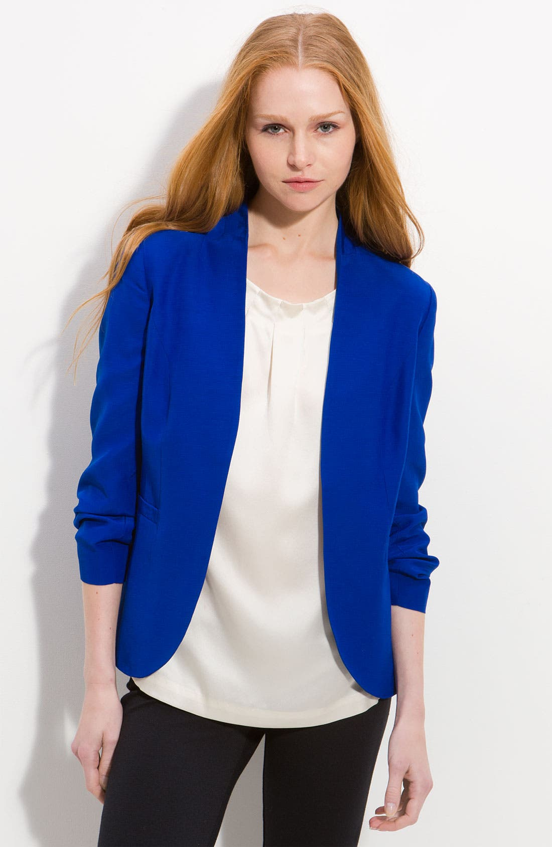 Main Image - Helene Berman 'Edge to Edge' Blazer