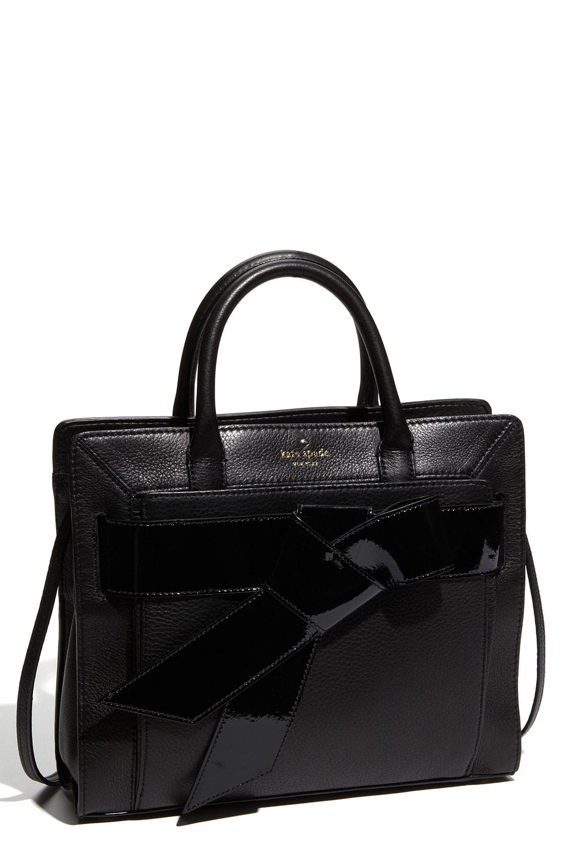 Main Image - kate spade new york 'bow valley - rosa' satchel
