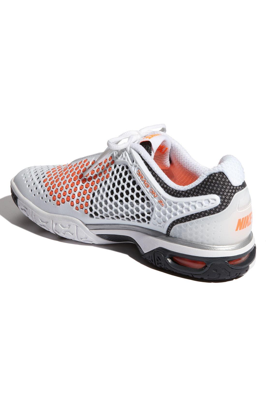 Alternate Image 3  - Nike 'Air Max Court Ballistic 3.3' Tennis Shoe (Men)