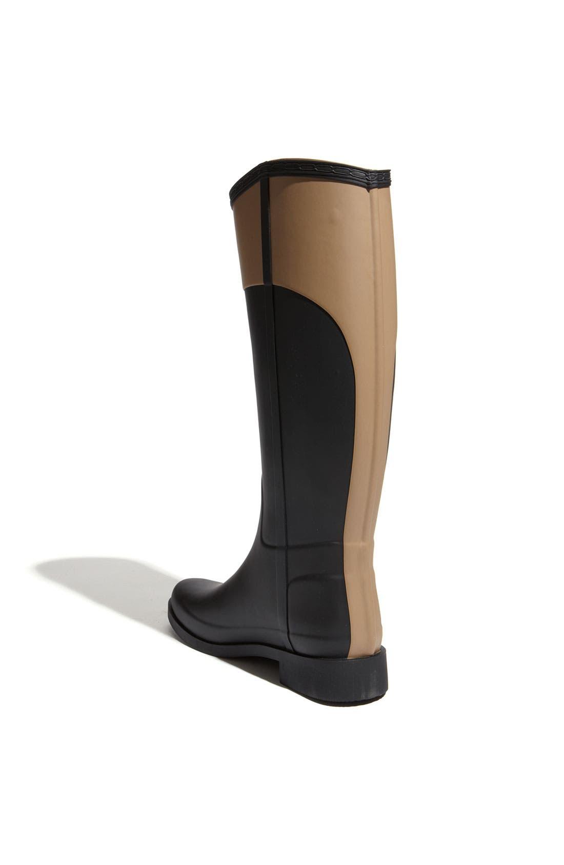 Alternate Image 2  - Hunter 'Cece' Rain Boot (Women)