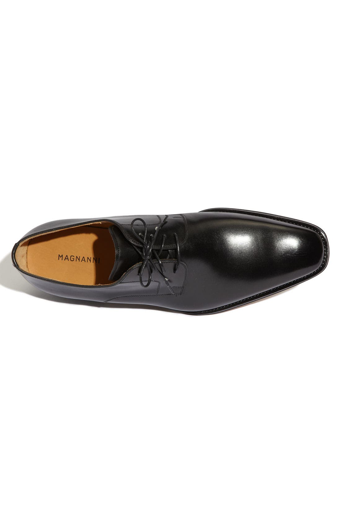 Alternate Image 3  - Magnanni 'Colo' Plain Toe Derby (Men)