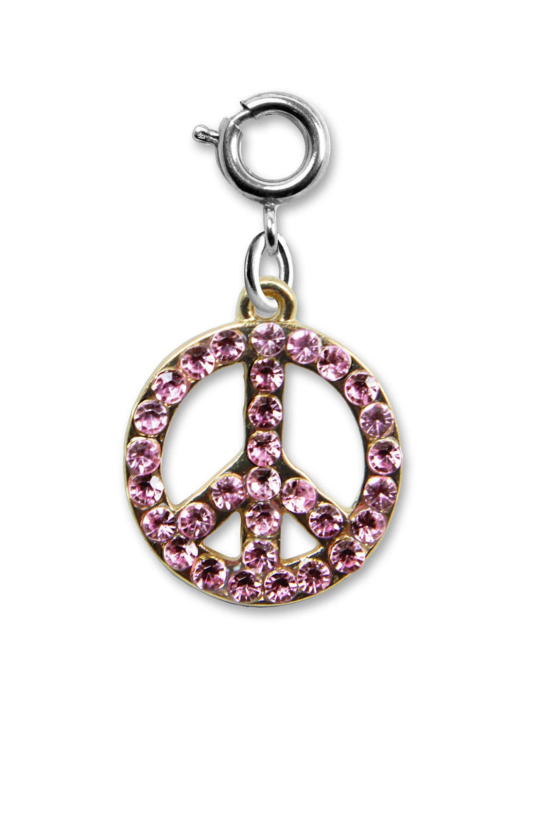 Alternate Image 1 Selected - CHARM IT!® 'Peace' Charm (Girls)