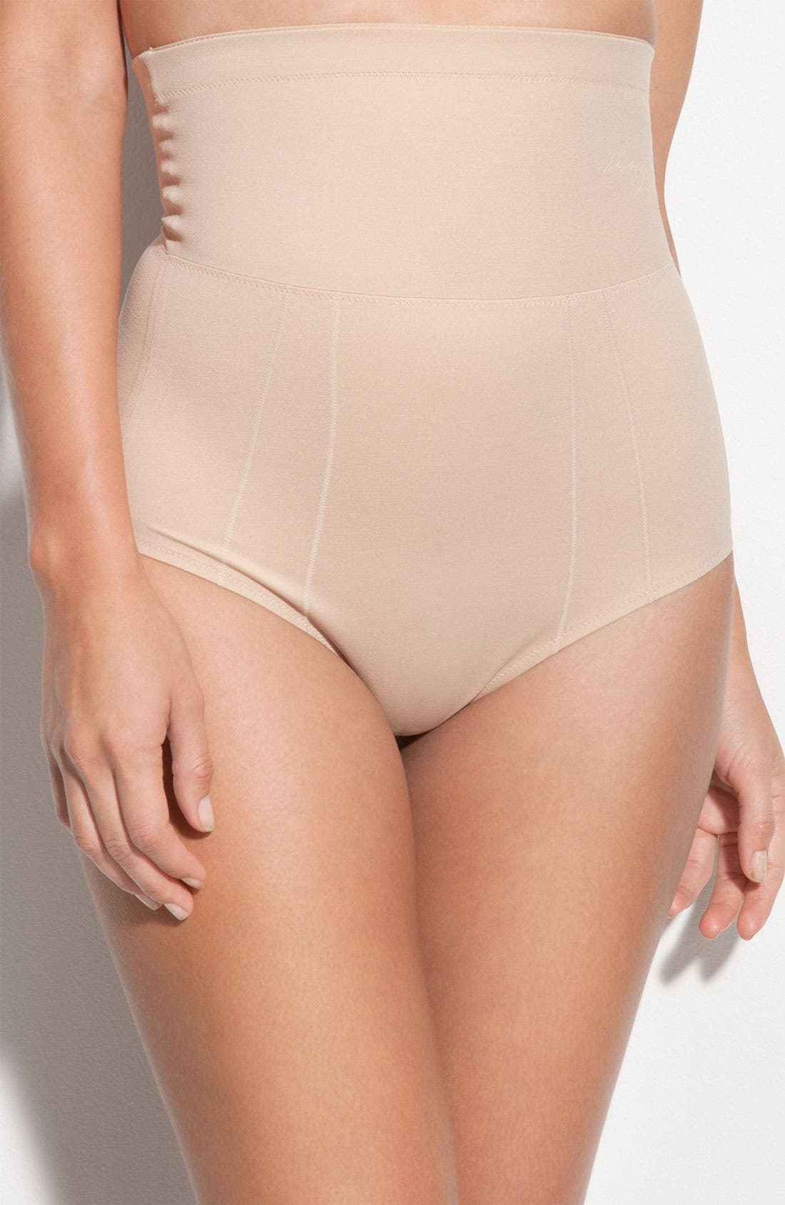Alternate Image 1 Selected - DKNY 'Fusion' Thong Back Waist Cincher